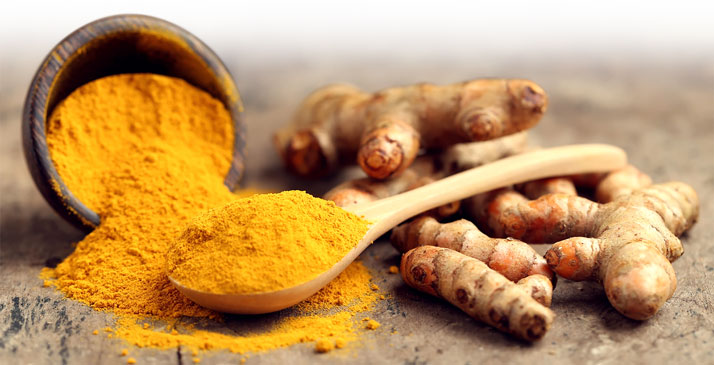 turmeric curcumin and ginger for cooking and as a medicinal remedy
