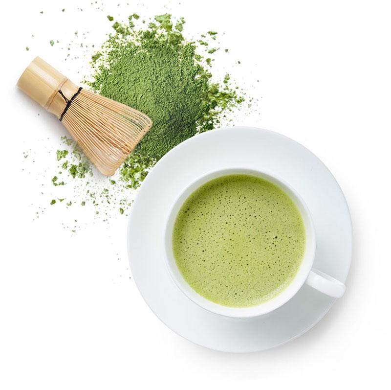 Matcha tea to drink